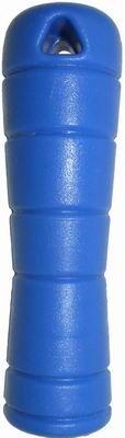 DT BLUE PLASTIC FILE HANDLE NO.4