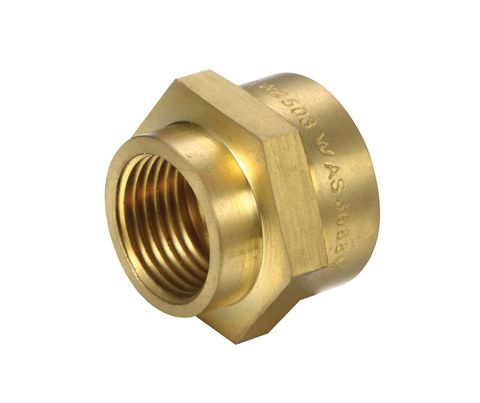 SCREWED BRASSWARE - HEXAGON SOCKET REDUCING