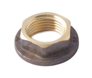 BACK NUT FLANGED