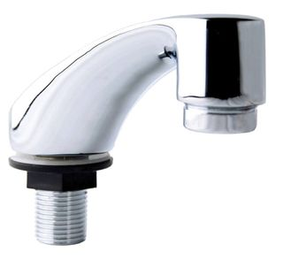 BASIN SPOUT FIXED