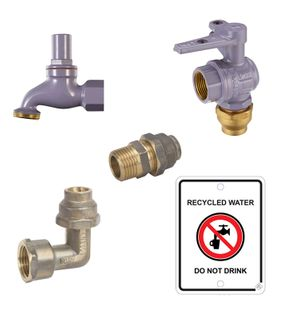 WATER METER CONNECTION KITS