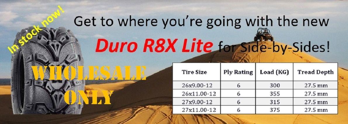 Duro R8X