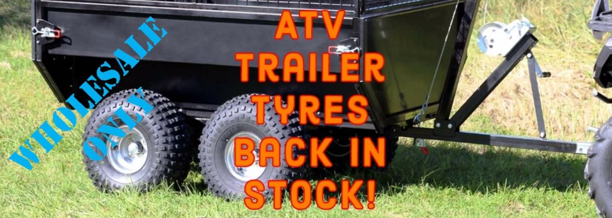 Trailer Tyres Back In Stock mp4