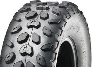 With 19/7-8 6PR Knobbly Tyre