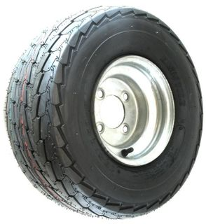 With 18.5/8.5-8 6PR Trailer Tyre