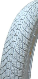"""With 12½"""" x 2¼"""" Grey Tyre"""