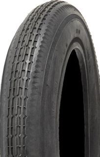 """With 12½"""" x 2¼"""" Tyre"""