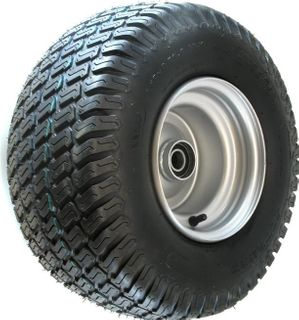 With 18/950-8 6PR S-Block Tyre