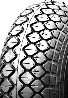 With 400-5 4PR Diamond Tyre