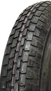 With 300-8 4PR Universal Block Barrow Tyre