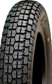With 350-8 4PR HS Block Tyre