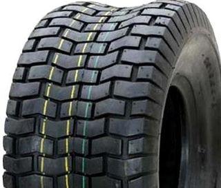 With 11/400-5 4PR Turf Tyre