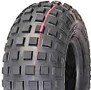 With 15/600-6 2PR Knobbly Tyre