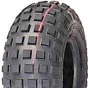 With 15/600-6 2PR HF240B Knobbly Tyre