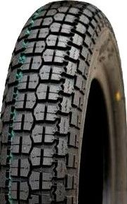 With 350-8 4PR V9128 Block Tyre