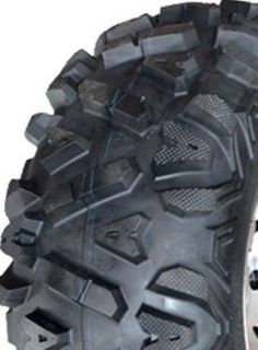 With 26/11-12 6PR KNIGHT Forerunner Utility Grip ATV Tyre