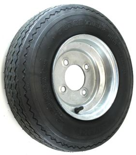 With 570/500-8 4PR HS Trailer Tyre