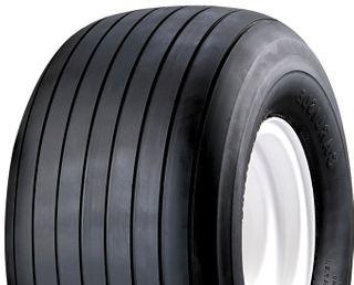 With 16/650-8 10PR Multi-Rib Tyre