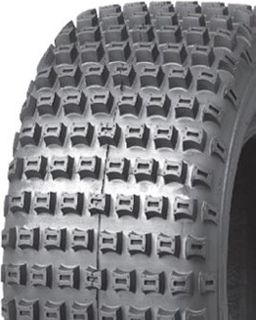 With 18/950-8 4PR P322 Knobbly Tyre