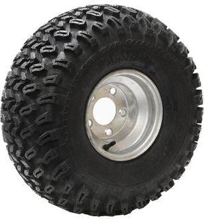 With 22/11-8 4PR P334 Knobbly ATV Tyre