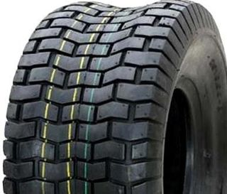 With 20/10-8 4PR Turf Tyre