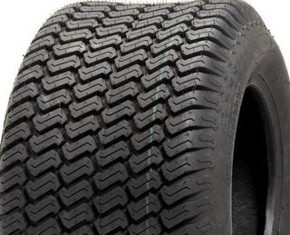 With 20/10-8 6PR Turf Tyre