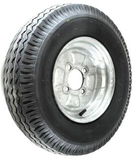 With 500-10 8PR HS Trailer Tyre