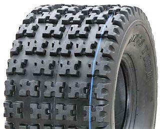 With 20/11-9 4PR X-Knob Tyre