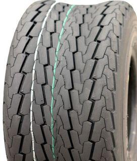 With 20.5/8-10 10PR Wide Highway Tyre