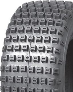 With 18/950-8 4PR Knobbly Tyre