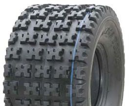 "ASSEMBLY - 9""x8.50"" Galv Rim, 4/4"" PCD, ET0, 20/11-9 4PR V1512 ATV Tyre"