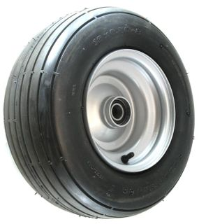 With 16/650-8 10PR Multi-Rib Tyre