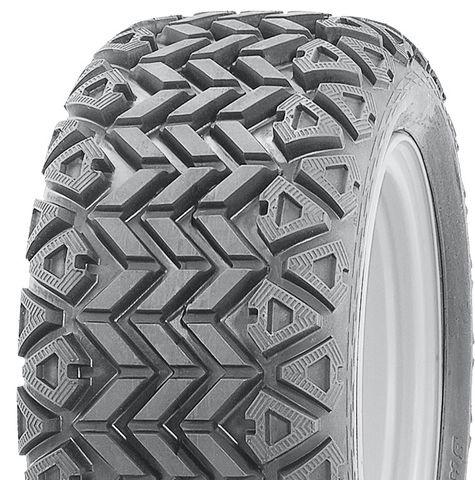 "ASSEMBLY - 12""x7.00"" Galv Rim, 4/4"" PCD, 20/10-12 4PR P3026B All Trail Tyre"