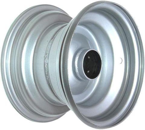 """8""""x5.50"""" Steel Rim, 52mm Bore, 85mm Hub Length, NO BRGS/BUSHES"""