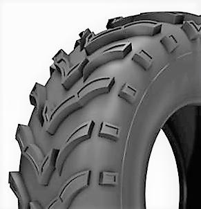 22/7-10 6PR TL SL288 Marsway Directional ATV Tyre