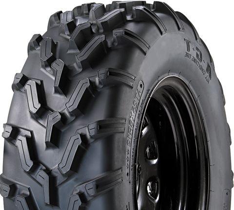 26/10R12 4PR/53K TL A.C.T. Carlisle Directional Radial ATV Tyre (26/10-12)