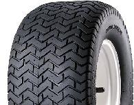 29/1400-15 (360/50-15) 6PR TL Carlisle Ultra Trac Chevron Turf Tyre