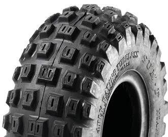 300-4 4PR TL A013 Sun.F Knobbly Child's ATV Tyre (260x85) (10x3)