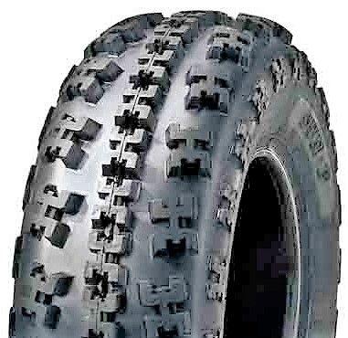21/7-10 6PR/30J TL A027F Sun.F Sport Motocross Knobbly Front ATV Tyre