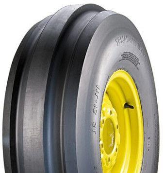 11L15 8PR TL F-2 Carlisle Farm Specialist 3-Rib Front Tractor Tyre