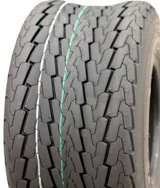 "ASSEMBLY - 8""x5.50"" Galvanised Rim, 4/4"" PCD, 16.5/6.5-8 6PR HS Trailer Tyre"