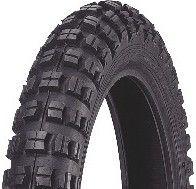 300-17 4PR/45P TT HF331 Duro Knobby Motorcycle Tyre