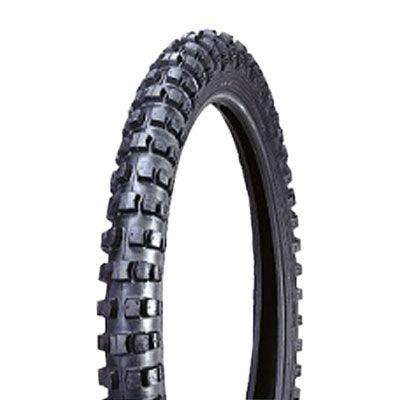 350-18 (90/100-18) 4PR/56P TT HF313 Duro Knobby Motorcycle Tyre
