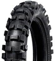 100/90-19 4PR/57M TT HF906 Duro Excelerator Knobby Rear Motorcycle Tyre
