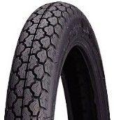 325-17 4PR/50P TT Duro HF319 Block Front / Rear Motorcycle Tyre