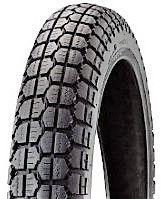 350-19 4PR/57H TT HF308 Duro Front/Rear Road Motorcycle Tyre