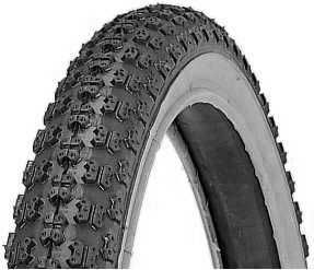 16x1.75 HF143G Duro BMX Bicycle Tyre (47-305)