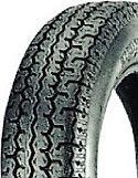 125-12 4PR TT HF602 Duro Trailer Tyre