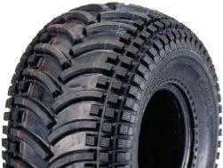 22/11-10 4PR TL HF243 Duro Mud & Sand Lug ATV Tyre (P308)
