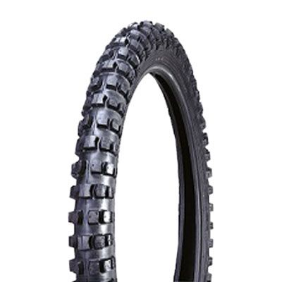 350-17 4PR/54P TT Duro HF313 Knobby Motorcycle Tyre